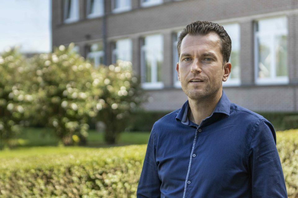 Gert Vanbrabant, Hoofd boekhouding bij de GO! Scholengroep 13 Zuid-Limburg